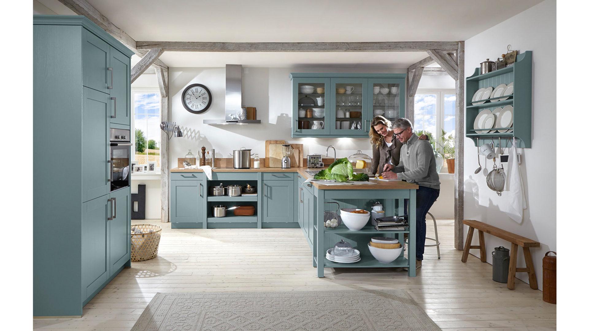 Hoffmann Möbel Guben | Möbel A-Z | Küchen | Einbauküche mit SIEMENS ...