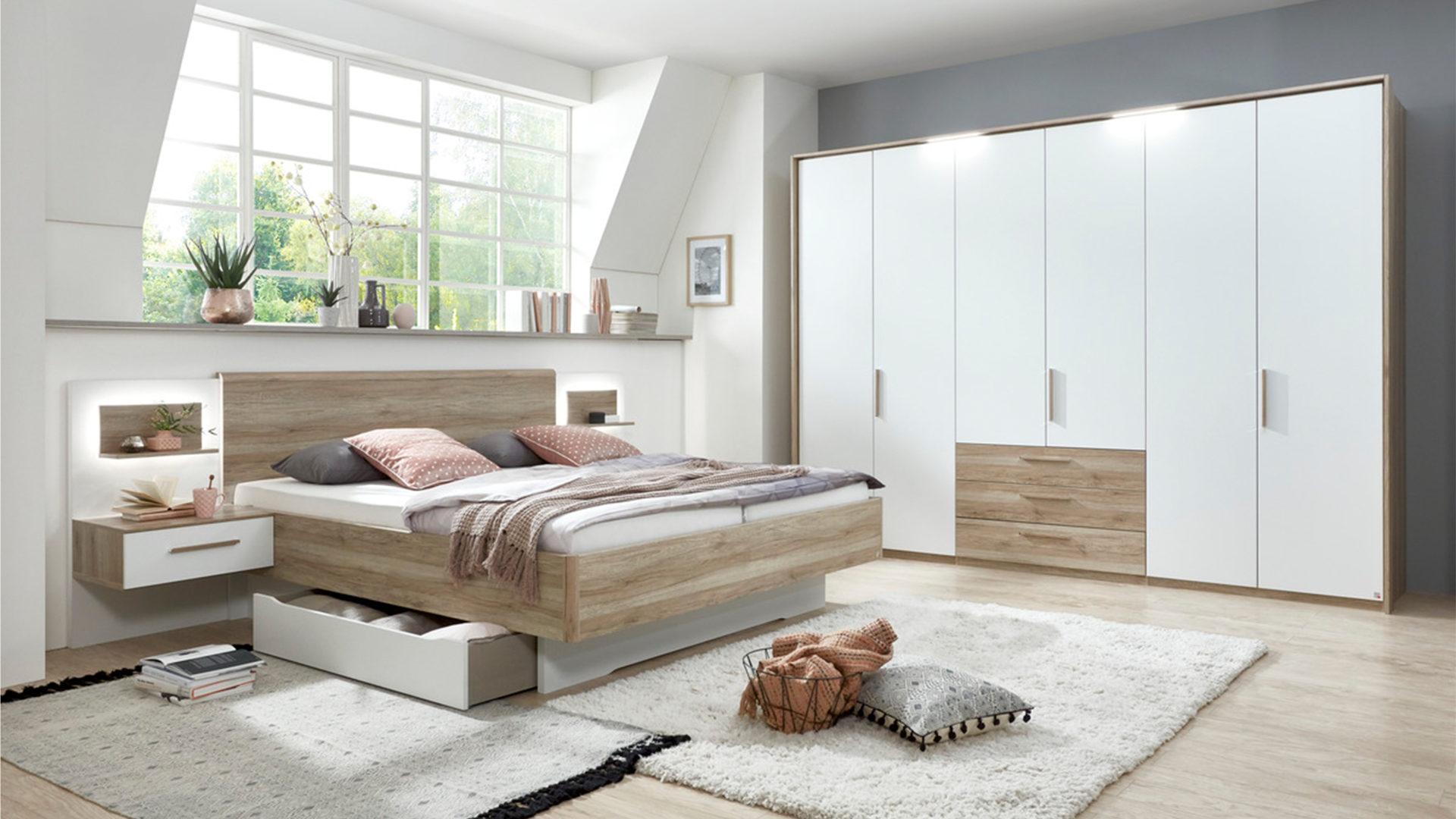 Hoffmann Mobel Guben Raume Schlafzimmer Kleiderschranke Rauch